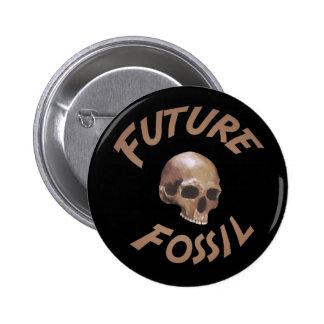 Future Fossil Button