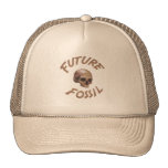 Future Fossil Cap Mesh Hats