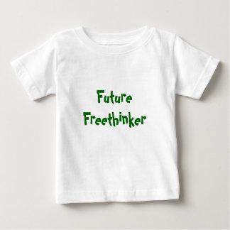 Future Freethinker baby t-shirt