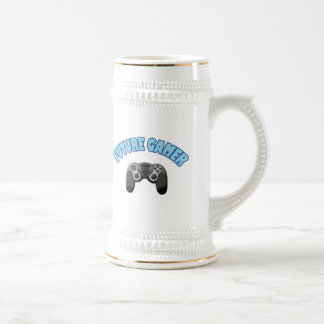 Future Gamer - Blue & Controller Mug