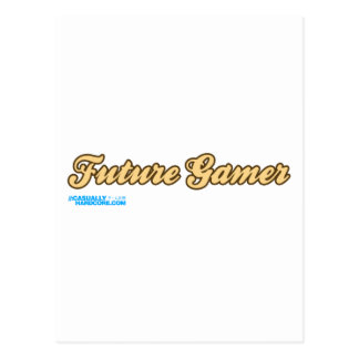 Future Gamer Postcard