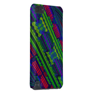 FUTURE GAMING RACE TRACK MANDELBULB 3D. FRACTAL iPod TOUCH 5G CASE