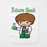 Future Geek Burp Cloth