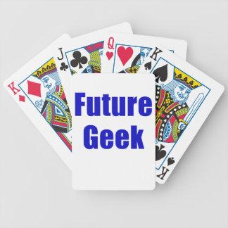 Future Geek Playing Cards