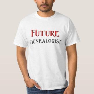 Future Genealogist T Shirt