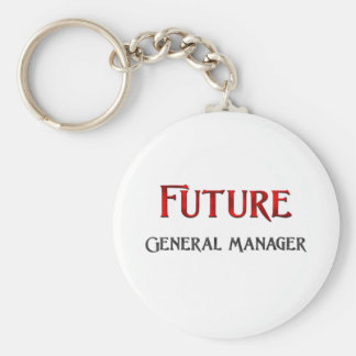 Future General Manager Key Chains
