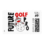Future Golf Pro Sock Monkey Postage