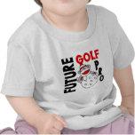 Future Golf Pro Sock Monkey Tee Shirt