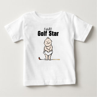 Future Golf Star Baby Boy T-shirts or One Piece