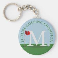 Future Golfing Champion Junior Golf Keychain