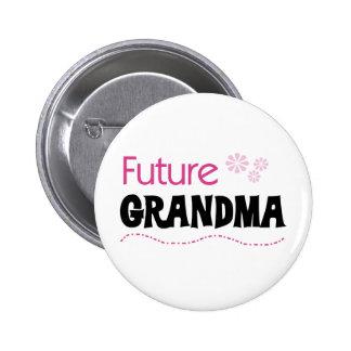 Future Grandma Buttons