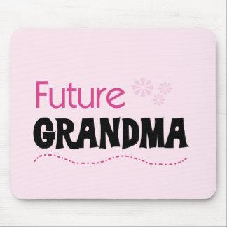 Future Grandma Tshirts and Gifts Mouse Pad