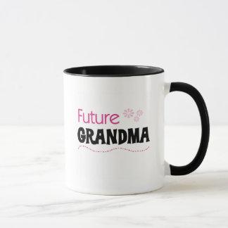 Future Grandma Tshirts and Gifts Mug