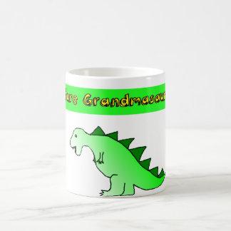 Future Grandmasaurus Mug Grandma-to-be
