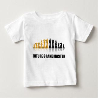 Future Grandmaster (Chess Set) Baby T-Shirt