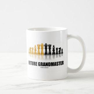Future Grandmaster (Chess Set) Mug