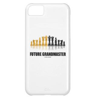 Future Grandmaster (Reflective Chess Set) Case For iPhone 5C