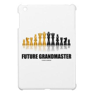 Future Grandmaster (Reflective Chess Set) Cover For The iPad Mini