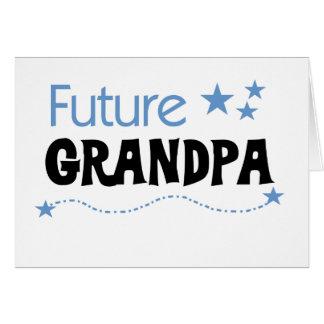 Future Grandpa Card