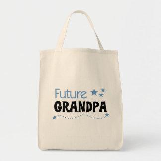 Future Grandpa Tshirts and Gifts Tote Bag