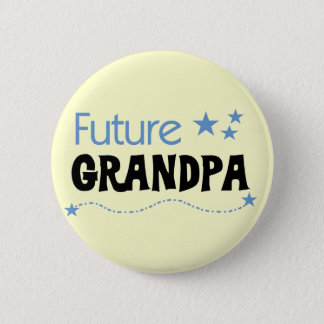 Future Grandpa Tshirts and Gifts Button