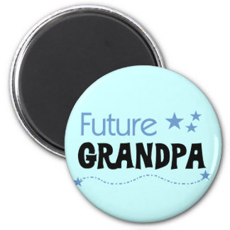 Future Grandpa Tshirts and Gifts Magnet