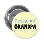 Future Grandpa Tshirts and Gifts Pins