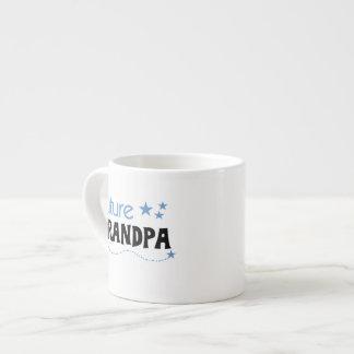 Future Grandpa Tshirts and Gifts 6 Oz Ceramic Espresso Cup