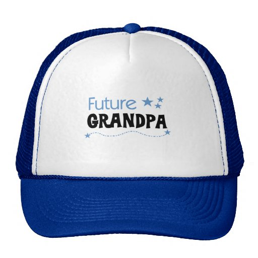 Future Grandpa Tshirts and Gifts Trucker Hat