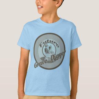 Future Grave Digger Kids Occupation T-shirt