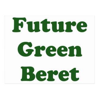Future Green Beret Postcard