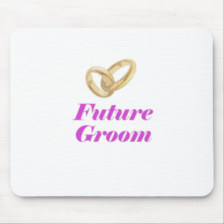 Future Groom Mouse Pad