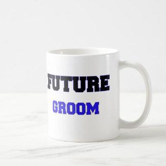 Future Groom Classic White Coffee Mug