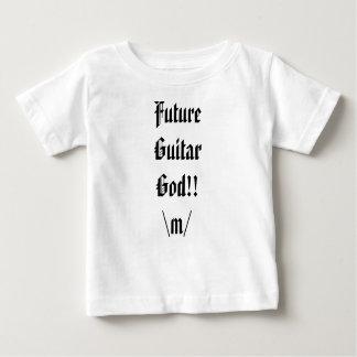 Future Guitar God!! T Shirts