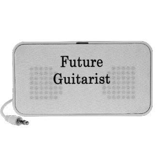Future Guitarist iPod Speakers