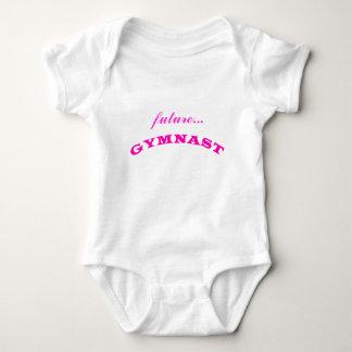 Future Gymnast Baby Bodysuit
