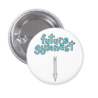 future gymnast buttons