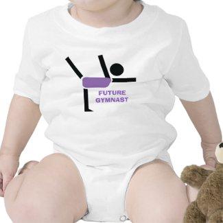 Future gymnast, gymnastics performer custom shirt