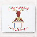 Future Gymnast Mousepad by BeYOUnique