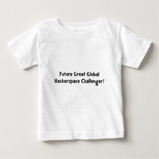 Future Hackerspace Challenger Baby T-Shirt