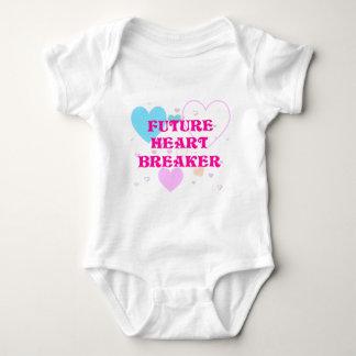 Future Heart Breaker Baby Bodysuit