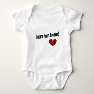 Future Heart Breaker! Baby Bodysuit