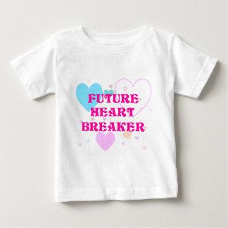 Future Heart Breaker Baby T-Shirt