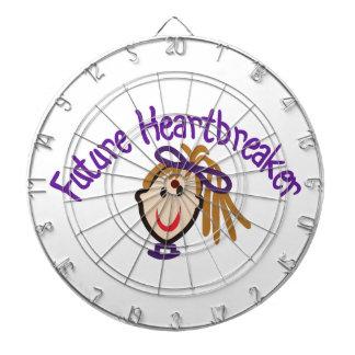 Future Heart Breaker Dartboard