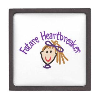 Future Heart Breaker Jewelry Box
