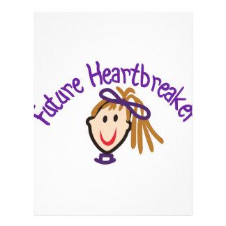 Future Heart Breaker Letterhead