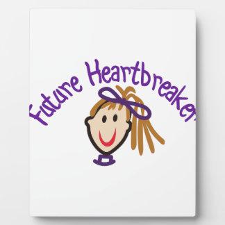Future Heart Breaker Plaque