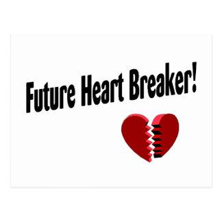 Future Heart Breaker! Postcard