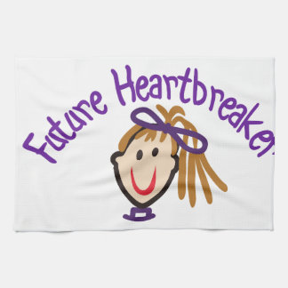 Future Heart Breaker Towel