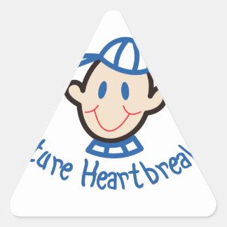 Future Heartbreaker Triangle Sticker